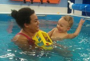 Infant Toddler Swim Classes