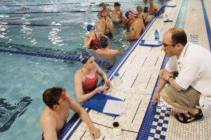 Chicago Blue Dolphins Swim Classes at Swift Elementary School