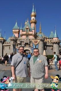 castle first visit