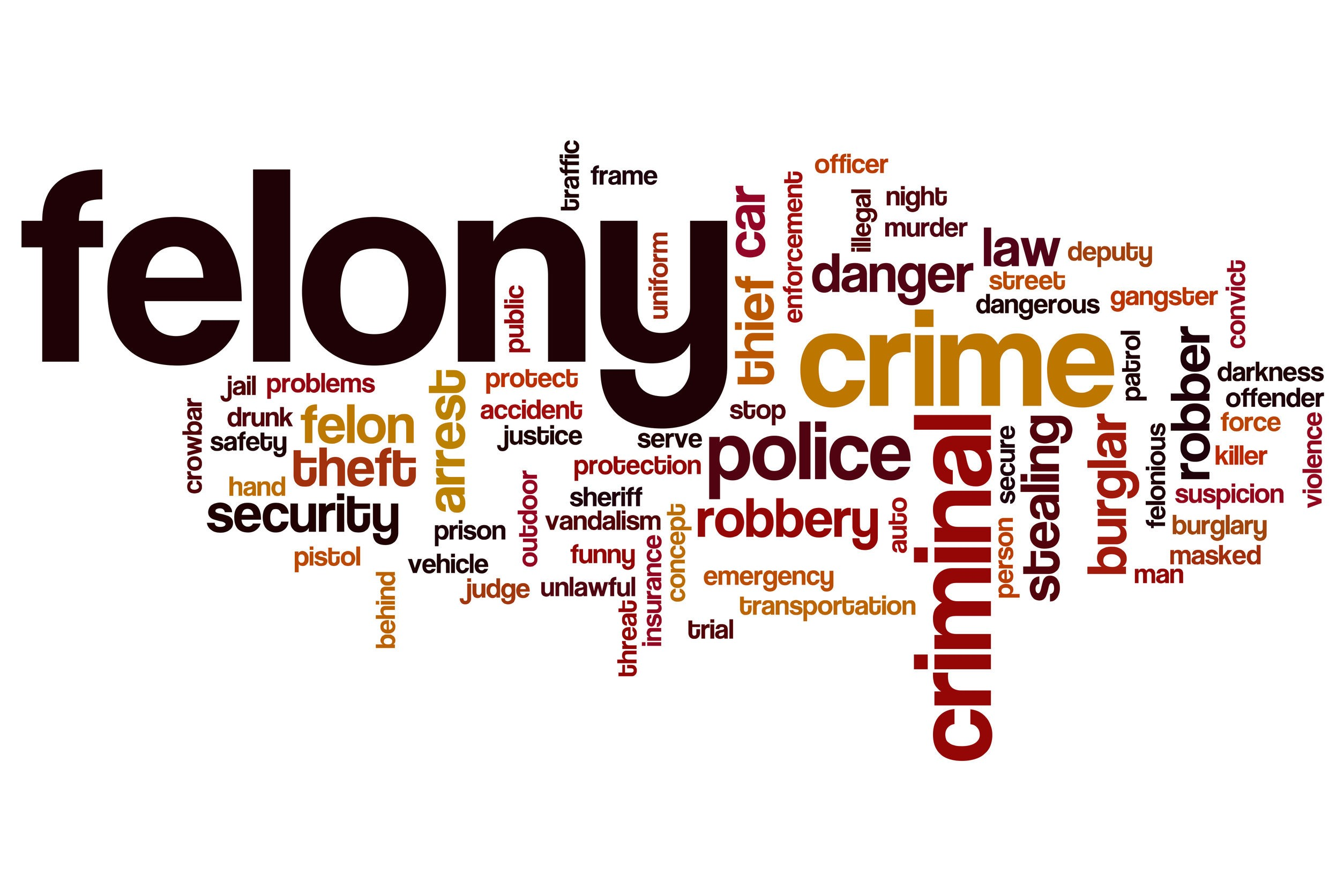 The Many Different Types Of Felonies In Illinois