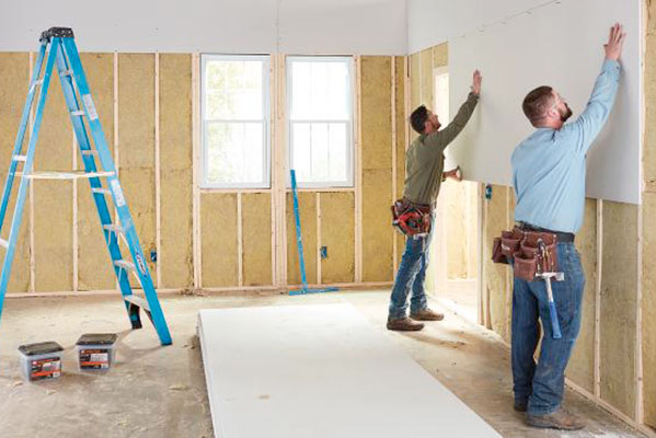 Drywall Installation Chicago Chicago Drywall Contractors
