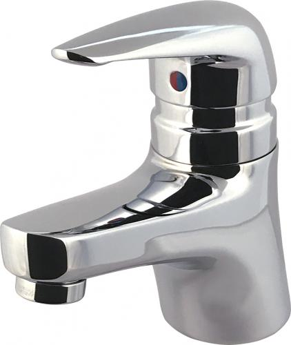 deck mounted manual sink faucet single hole mount with 4 and 8 accessory plates available