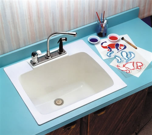 mustee 10 utility sink