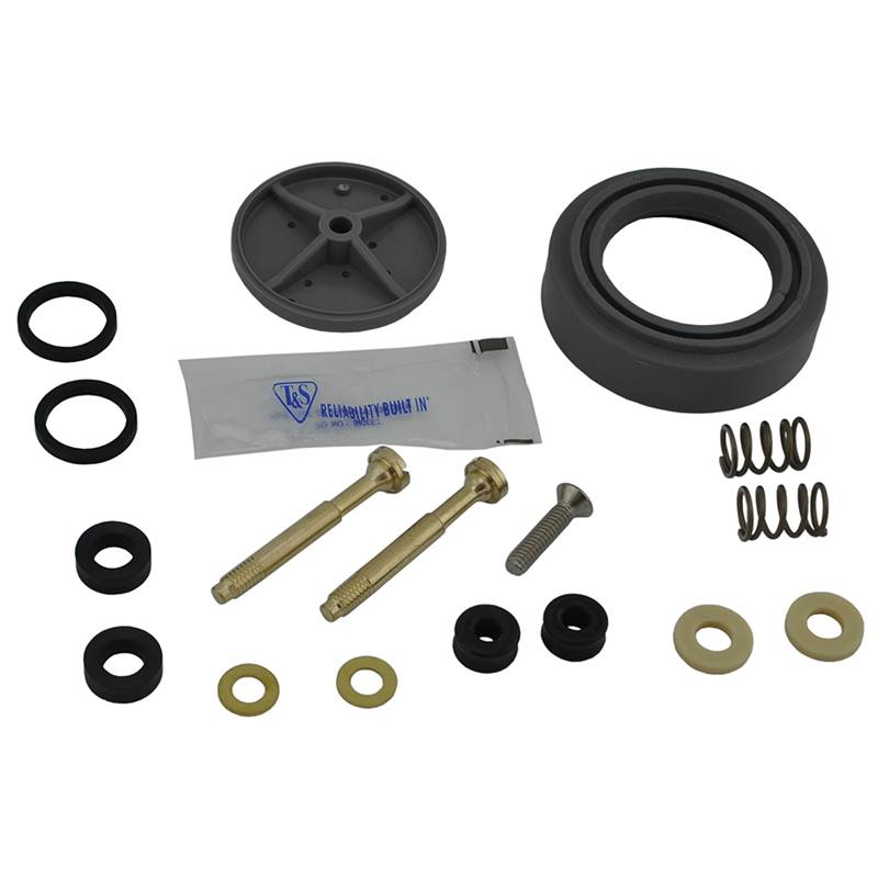 t s brass b 10k parts kit for b 0107 spray valves gray