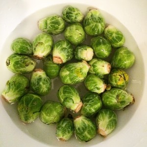 clean-brussel-sprouts