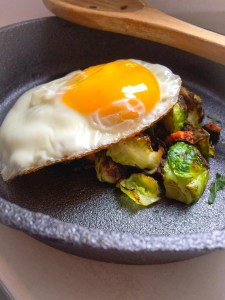 friedegg-brusselsprouts-chicagofoodgirl