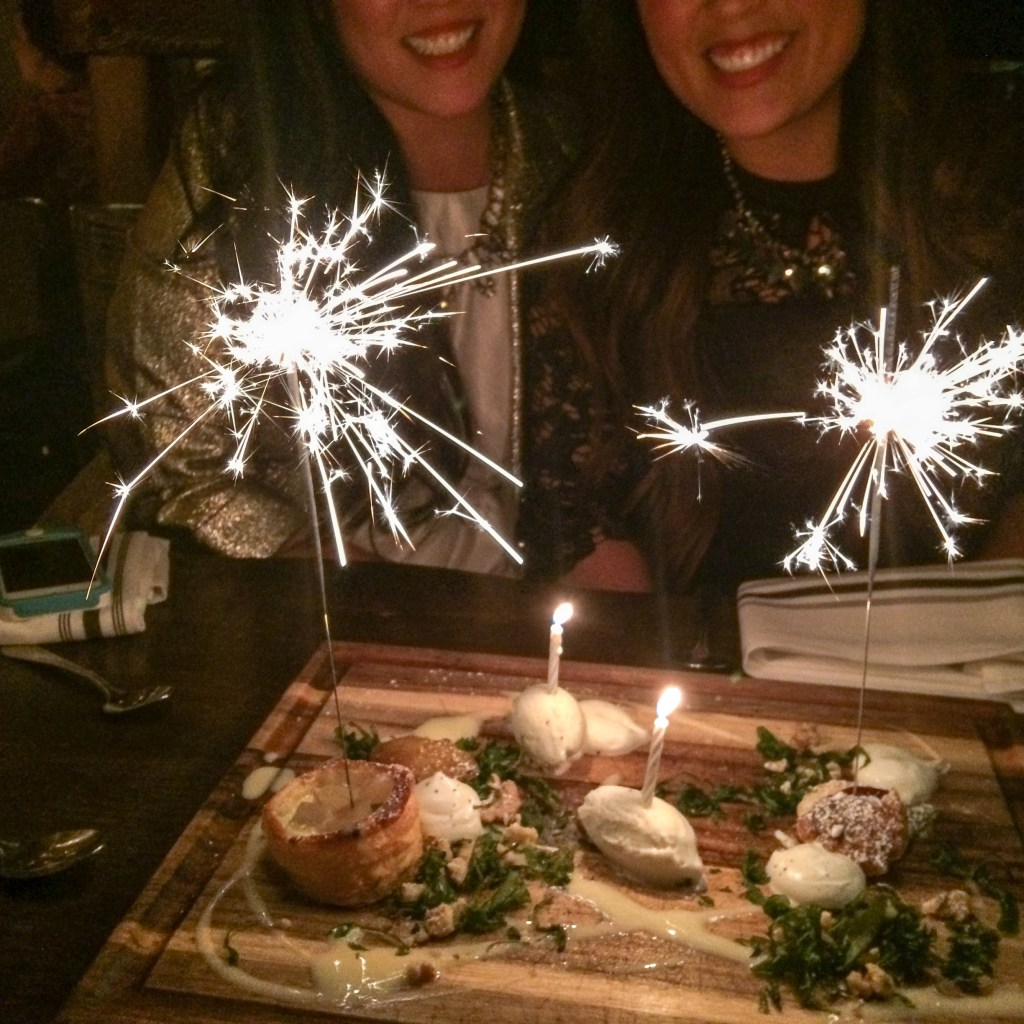 Recap: What an Epic 29th Birthday Dinner at Ruxbin Chicago Looks Like
