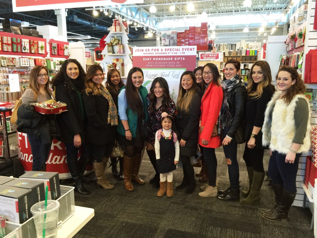 Holiday Event at The Container Store