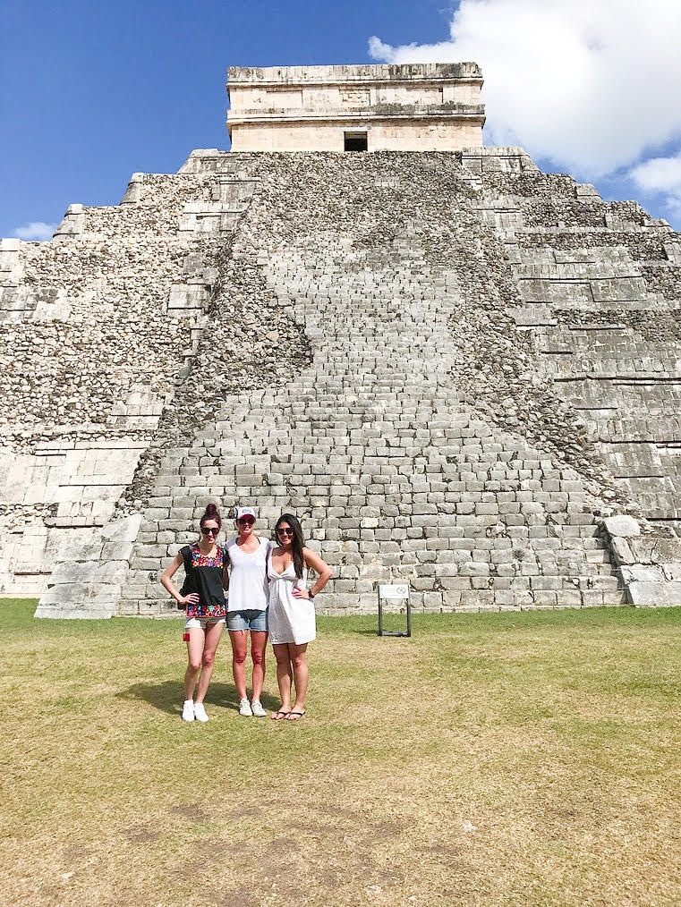 Chichen Itza-Bloggers