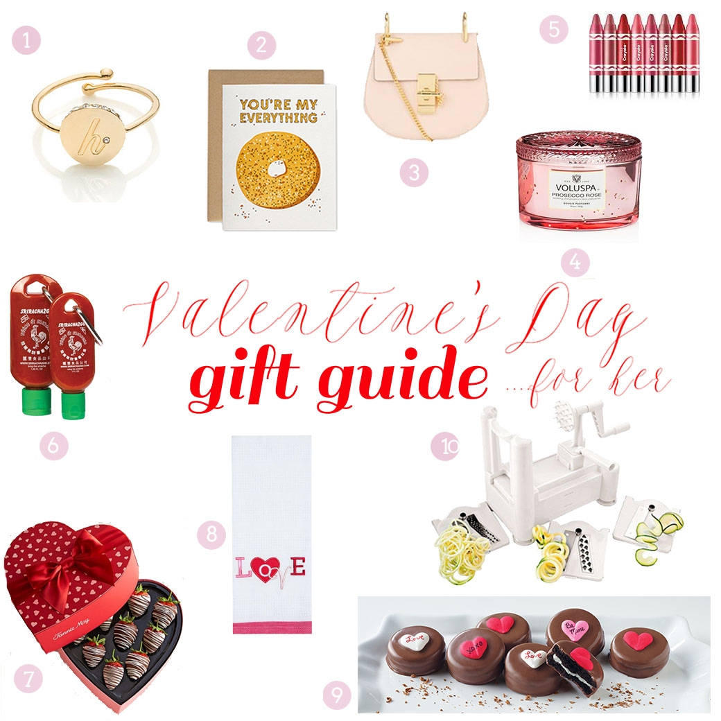 Gift Guide: Valentine's Day Gifts for Her – Chicago Food Girl
