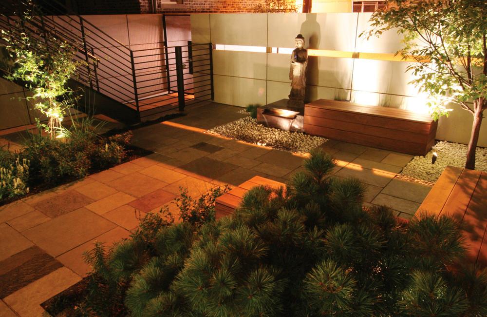 Outside Garden Design