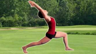 Improve Your Flexibility, Strength and Golf Handicap with Yoga