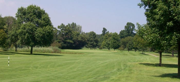 Deerpath Golf Course - 18th Hole