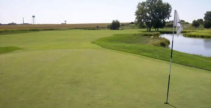 Prairie Bluff - 14th Hole