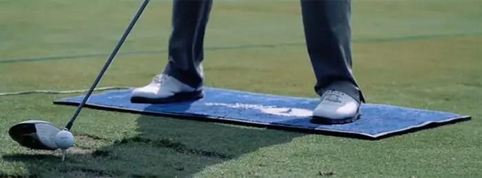 BodiTrak Golf Pressure System