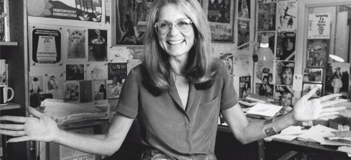 Gloria Steinem's birthday