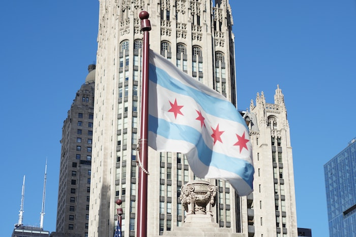 Exploring the Chicago Flag