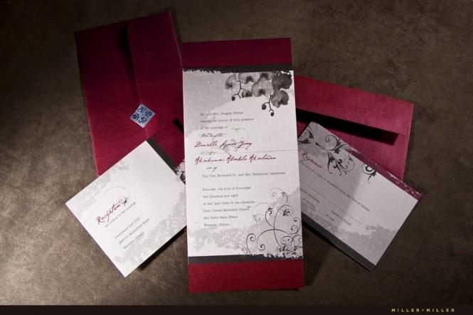 Boxed Wedding Invitations Chicago Il