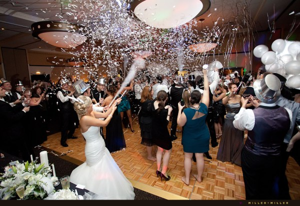 Steve + Ashley's Chicago New Year's Eve Wedding - Chicago ...
