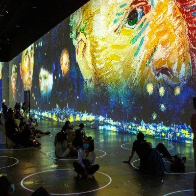 معرض Immersive Van Gogh