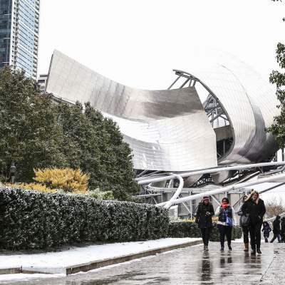 روزنامة فعاليات شهر يناير لعام 2021 في شيكاغو - الجزء الأول