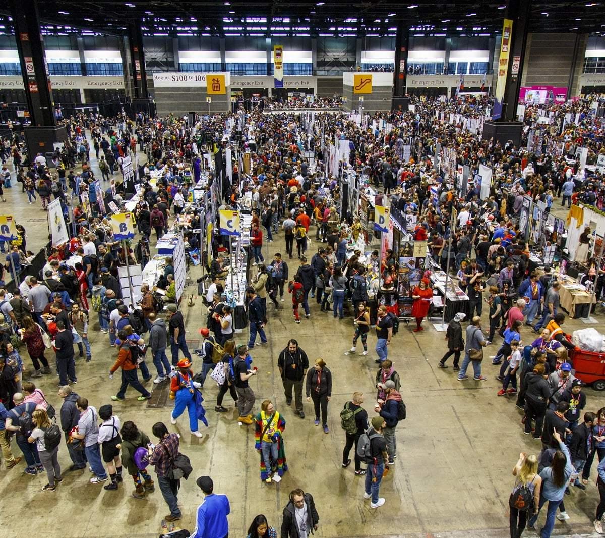 مؤتمر «ستار تريك» الرسمي قادم إلى شيكاغو في عام 2022