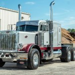 Used 2001 Peterbilt 379 Sleeper Heavy Haul Truck Extensive Service For Sale Special Pricing Chicago Motor Cars Stock 16029