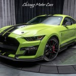 Used 2020 Ford Mustang Shelby Gt500 Coupe Only 5 Miles Technology Handling Package For Sale Special Pricing Chicago Motor Cars Stock 17014