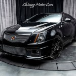 Used 2012 Cadillac Cts V Coupe 800whp 6 Speed Manual Recaro Seats For Sale Special Pricing Chicago Motor Cars Stock 17230