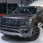 Used 2018 Ford Expedition Limited 20 Black Fuel Wheels Connectivity Pkg For Sale Special Pricing Chicago Motor Cars Stock 17016b