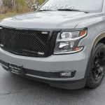 Used 2015 Chevrolet Tahoe Ltz Loaded Custom Wrap Original Msrp 72k Upgrades For Sale Special Pricing Chicago Motor Cars Stock 17565a