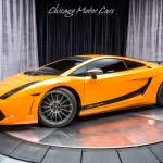 2008 Lamborghini Gallardo Superleggera Chicago Motor Cars Inc Official Corporate Website For Chicago Motor Cars