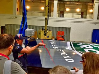 America's Cup Tour with Land Rover BAR Team