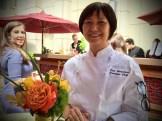 Executive Chef, Toni Robertson
