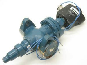 Parker S4A refrigeration solenoid valve with coil 34