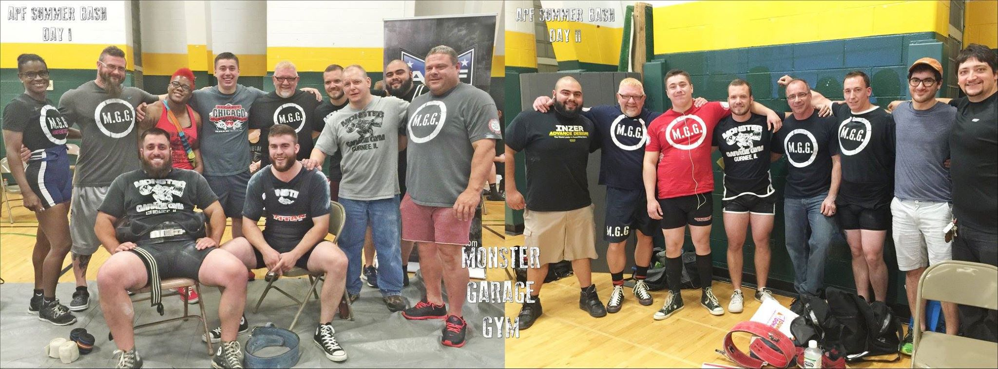 A visit to monster garage chicago powerlifting
