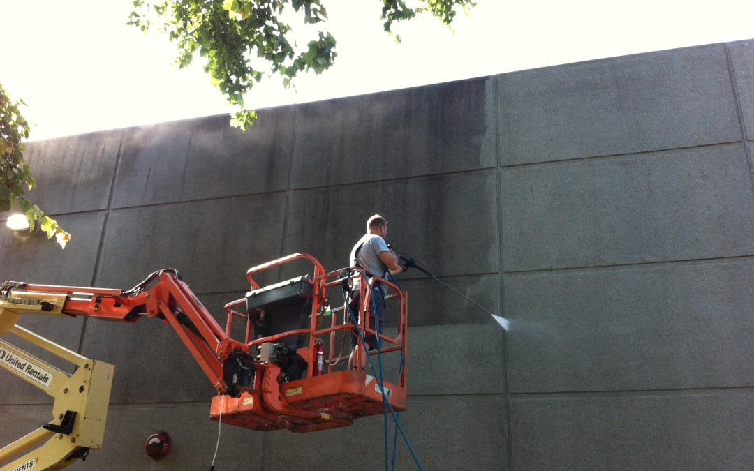 Commercial Pressure Washing Chicago | Chicago Pressure