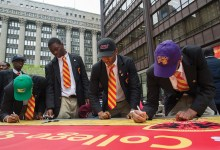"Urban Prep ""college signing day"""