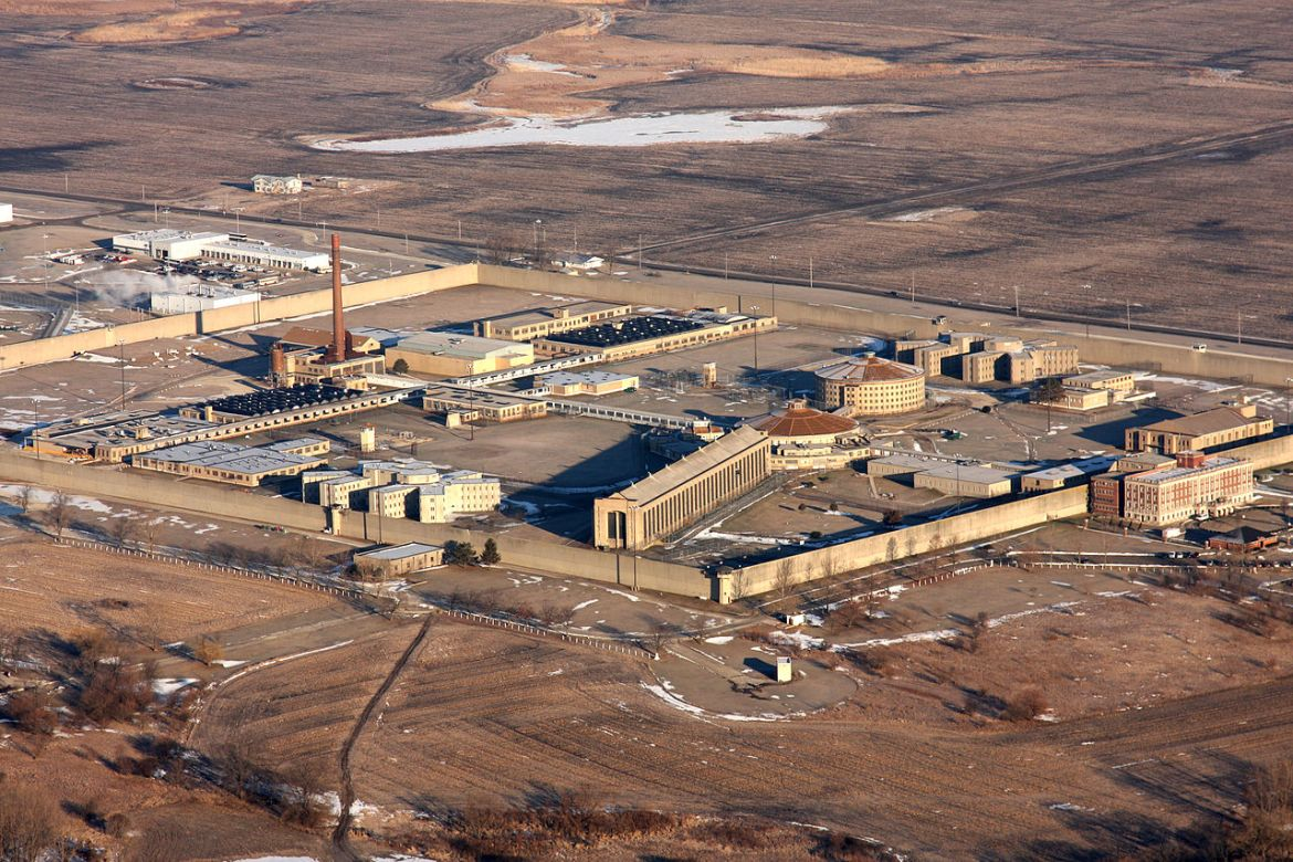 Illinois prison search state of inmate Department of