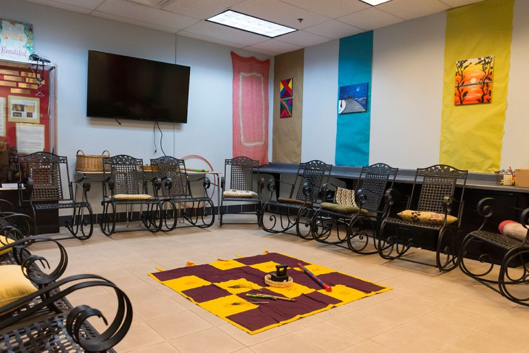 Peace room, CCA Academy