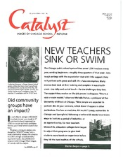 Catalyst Chicago issue cover, published May 1996
