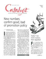 Catalyst Chicago issue cover, published Apr 2000