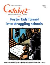 Catalyst Chicago issue cover, published Nov 2002