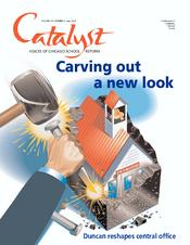 Catalyst Chicago issue cover, published Jun 2003