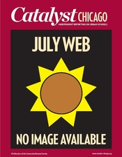 Catalyst Chicago issue cover, published Jul 2003