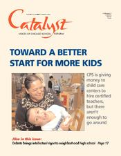 Catalyst Chicago issue cover, published Feb 2004