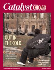 Catalyst Chicago issue cover, published Dec 2004