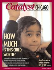 Catalyst Chicago issue cover, published Feb 2005