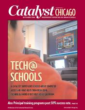 Catalyst Chicago issue cover, published Sep 2006