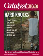Catalyst Chicago issue cover, published Apr 2007